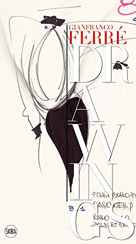 Gianfranco Ferre Drawings: Rita Airaghi; Giusy Ferre; Designer-Luca Stoppini