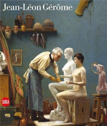 9788857207025: The Spectacular Art of Jean-Léon Gérôme: (1824-1904)