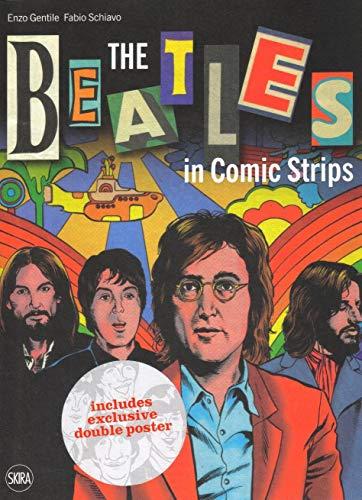 9788857208114: Beatles in Comic Strips
