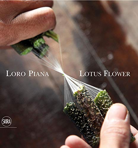 9788857208879: The Lotus Flower: A Textile Hidden in the Water