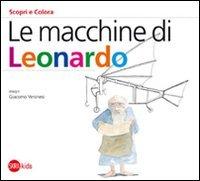 Le macchine di Leonardo: Cappa Legora, Cristina;