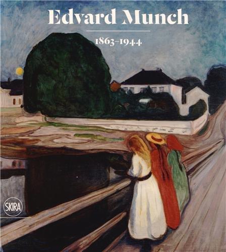 Edvard Munch (1863-1944): Ingebjorg Ydstie, Jon-Ove Steihaug, May Britt Guleng, Nils Ohlsen