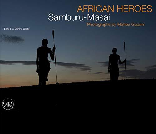 African Heroes (Hardcover): Matteo Guzzini