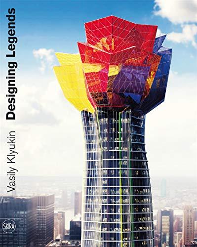 Vasily Klyukin: Designing Legends (Hardcover): Vasily Klyukin