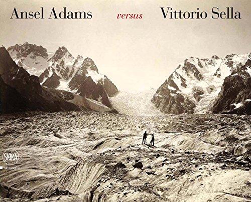 9788857222226: Ansel Adams Versus Vittorio Sella