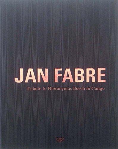 Tribute to Belgian Congo; Tribute to Hieronymus Bosch in Congo: Fabre, Jan