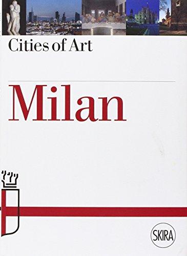9788857229287: Milan (Le città d'arte)