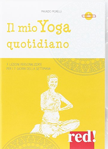 9788857301150: Il mio yoga quotidiano. 2 DVD