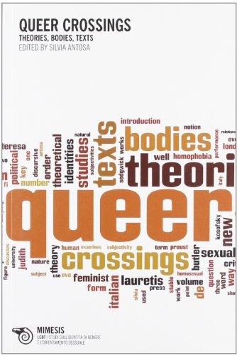 Queer Crossings: Theories, Bodies, Texts (Sociology): Mimesis International