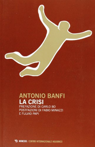La crisi: Antonio Banfi