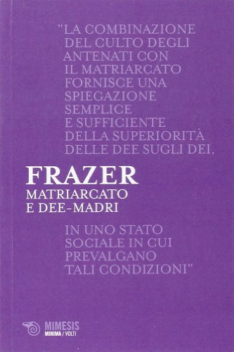 9788857521237: Matriarcato e dee-madri