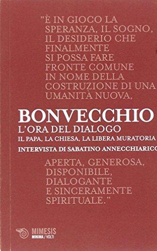 L ora del dialogo. Il Papa, la: Sabatino Annechiarico, Claudio