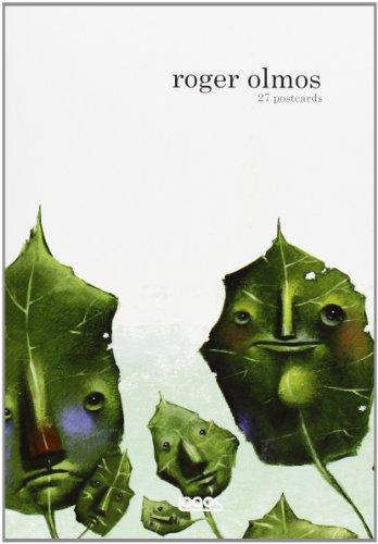 9788857601229: Roger Olmos. 27 cartoline. Ediz. italiana, inglese e spagnola (Umor vitreo)