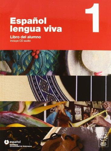 9788857602653: Español lengua viva. Libro dell'alunno-Quaderno delle attività. Con CD Audio. Per le Scuole superiori: 1