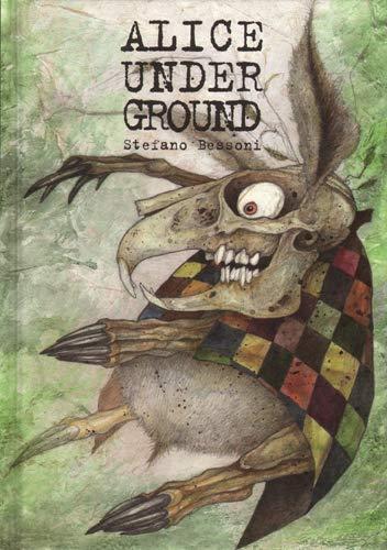 9788857605272: Alice under ground (Illustrati)