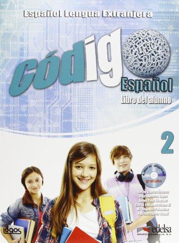 9788857605807: Codigo español. Con espansione online. Per la Scuola media. Con CD-ROM.