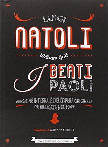 9788857904764: I beati Paoli. Ediz. integrale (I classici siciliani)