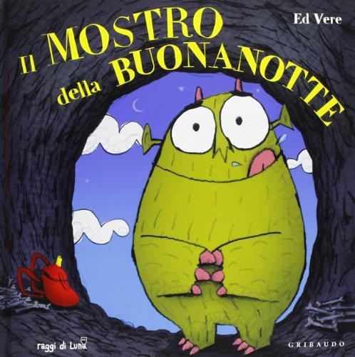 Il mostro della buonanotte (9788858008560) by [???]
