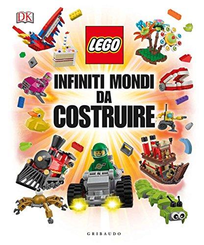 9788858014189: Infiniti mondi da costruire. Lego