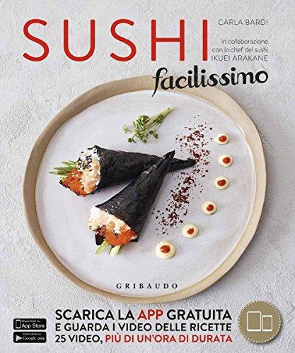 9788858015445: Sushi facilissimo
