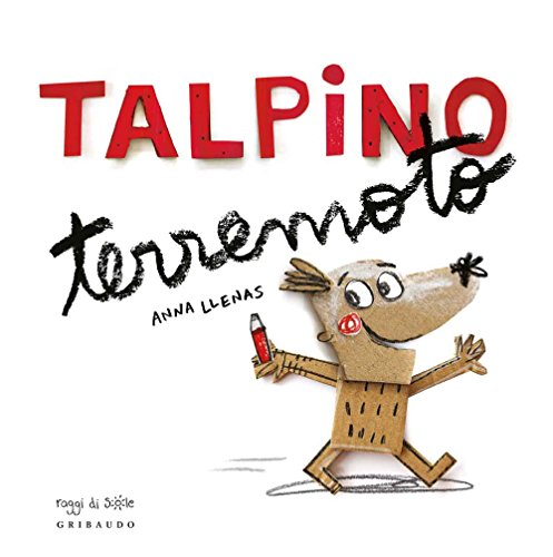 9788858019665: Talpino terremoto. Ediz. a colori