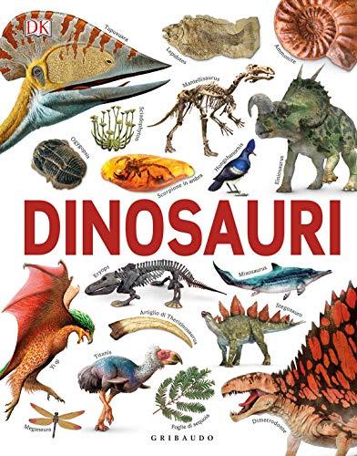 9788858023815: Dinosauri
