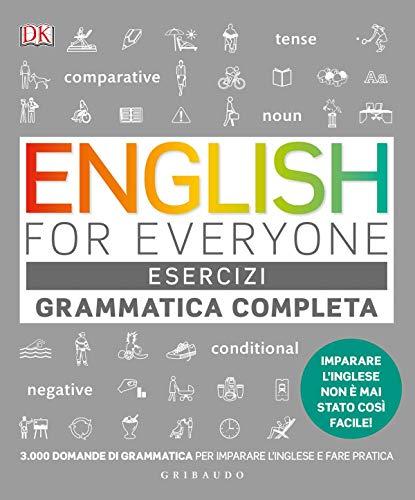 9788858024539: English for everyone - Esercizi - Grammatica completa