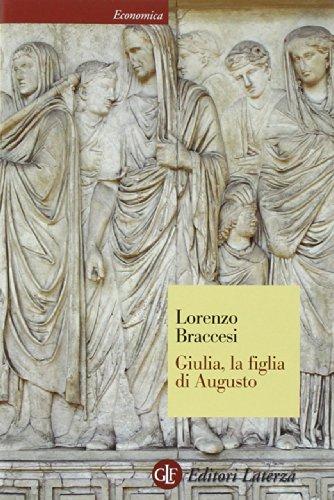 9788858112168: Giulia, la figlia di Augusto