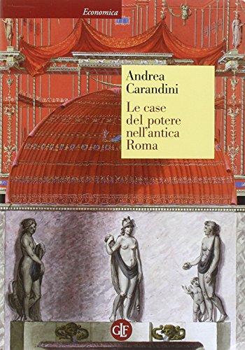9788858116326: Le case del potere nell'antica Roma