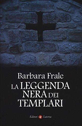 La leggenda nera dei templari: Barbara Frale