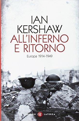 9788858125809: All'inferno e ritorno. Europa 1914-1949