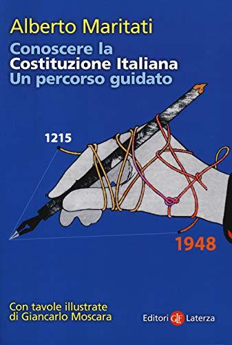 9788858136515: Conoscere la Costituzione italiana. Un percorso guidato