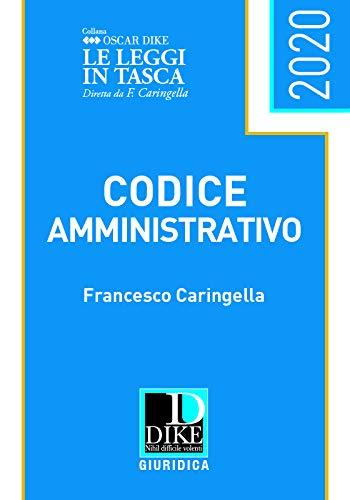 9788858211496: Codice amministrativo