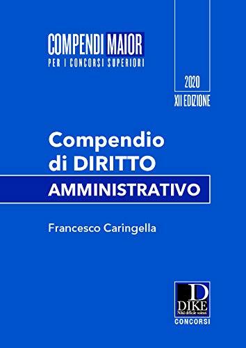 9788858211724: Compendio di diritto amministrativo. Maior