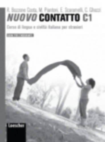 9788858303115: Contatto: Nuovo Contatto C1 - Guida Per L'insegnante (Italian Edition)