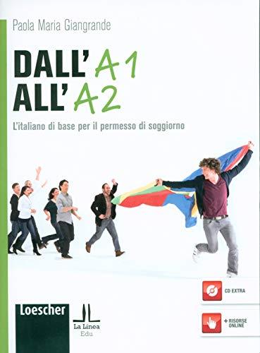 9788858303405: Dall\'A1 all\'A2. L\'italiano di base per il ...