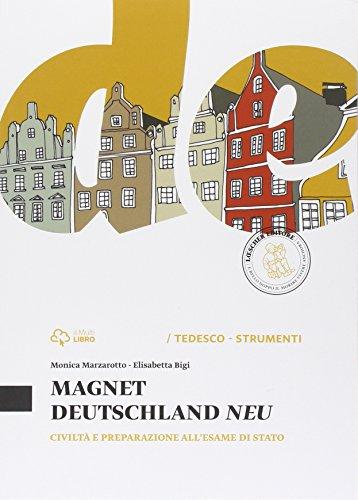 9788858313138: Magnet neu. Civiltà e preparazione all'esame di stato. Per la Scuola media. Con e-book. Con espansione online: 2