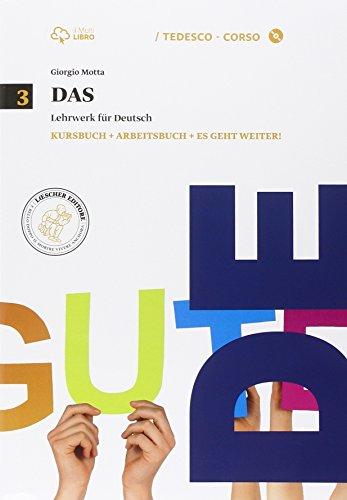 9788858318720: Das. Kursbuch-Arbeitsbuch-Es geht weiter. Cone spansione online. Per le Scuole superiori! Con CD Audio formato MP3. Con e-book