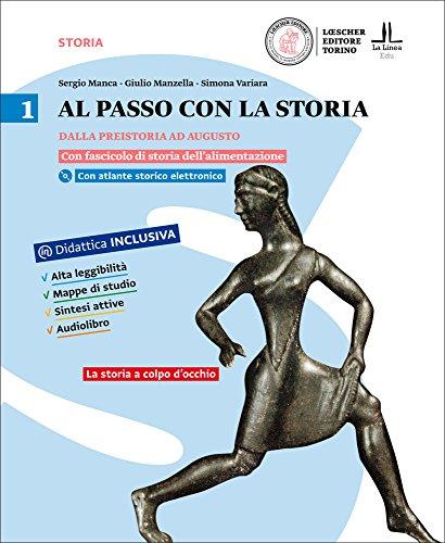 9788858322802: Al passo con la storia. Per le Scuole superiori. Con DVD-ROM. Con e-book. Con espansione online: 1