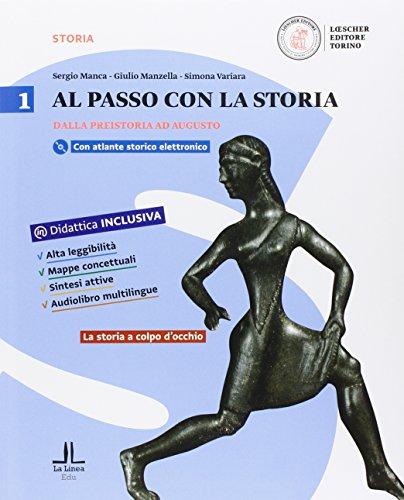9788858322840: Al passo con la storia. Con e-book. Con espansione online. Per le Scuole superiori. Con DVD-ROM: 1