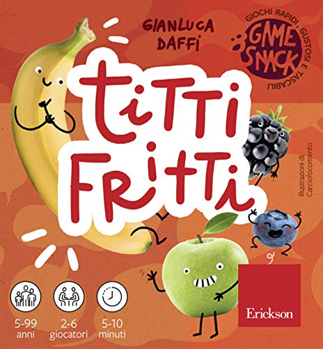 9788859018858: Titti Fritti