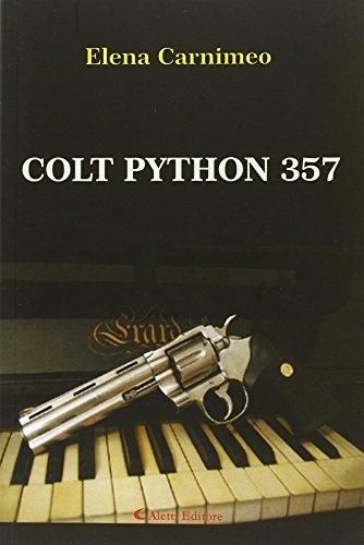9788859129684: Colt Python 357