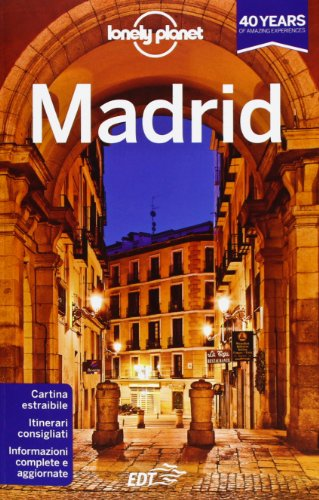9788859200079: Madrid. Con cartina