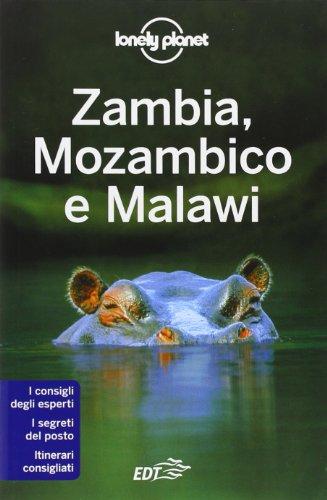 9788859200239: Zambia, Mozambico e Malawi