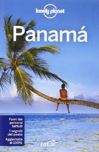 9788859203919: Panama (Guide EDT/Lonely Planet)