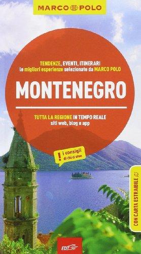 9788859204466: Montenegro. Con atlante stradale (Guide Marco Polo)
