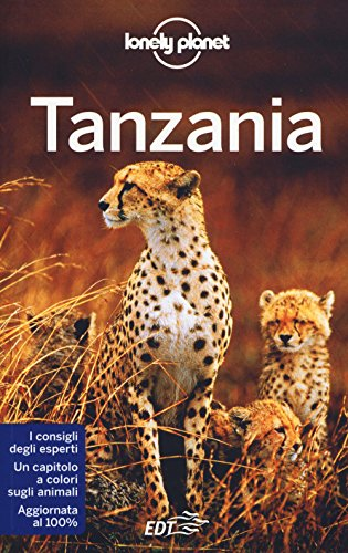 9788859207313: Tanzania (Guide EDT/Lonely Planet)
