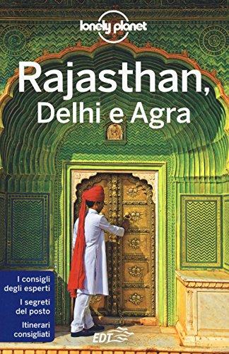 9788859225492: Rajasthan, Delhi e Agra