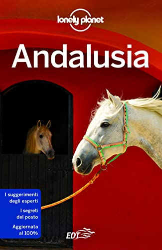 9788859225782: Andalusia (Guide EDT/Lonely Planet)