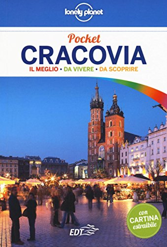 9788859226048: Cracovia (Guide EDT/Lonely Planet. Pocket)